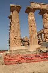 Selinunte Temple E (Harm Frielink) Tags: greek sicily selinunte templee