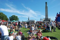 "Amazing friendly and safe atmophere at Plymouth Pride 2015 - Plymouth Hoe • <a style=""font-size:0.8em;"" href=""http://www.flickr.com/photos/66700933@N06/20637112571/"" target=""_blank"">View on Flickr</a>"