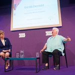 Val McDermid Chaired by Nicola Sturgeon