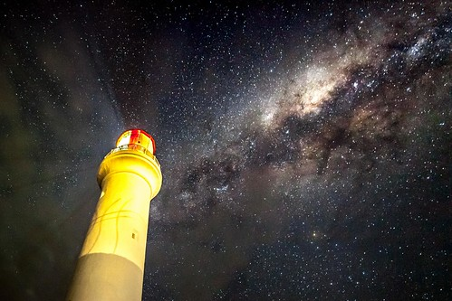 Aireys Inlet Lighthouse Stars-3