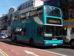 Arriva 4177 - LJ51 OSZ (North West Transport Photos) Tags: london liverpool 75 dlp merseyside daf arriva 4177 halewood arrivalondon db250 db250lf dlp78 lj51osz