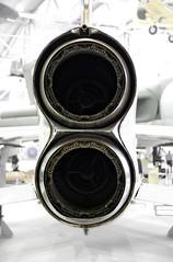 double barrel (E-Maxx) Tags: plane airplane pentax barrel jet double duxford lightning flugzeug ricoh raf imperialwarmuseum iwm englishelectric xm135 lightningf1 k5ii xm135b