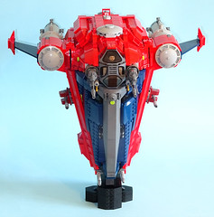 Fortune's Thorn (Librarian-Bot) Tags: star starwars fighter lego pirates pirate spaceship wars starship moc cathar