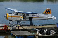 C-FJOS (Harbour Air). (Steelhead 2010) Tags: beaver harbourair seaplane floatplane dhc2 dehavillandcanada creg cam9 cfjos