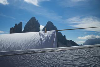 servizio di lavanderia @ Rifugio Antonio Locatelli - Sepp Innerkofler