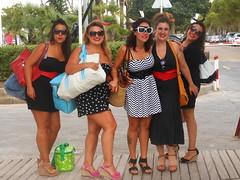 bachelorette party (SergioBarbieri) Tags: girls party happy surprise bacheloretteparty surpriseparty rollick