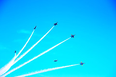 Blue Angels (xc_marin) Tags: jets airshow planes blueangels aerobatics fighterjets fighterplanes ptmugu