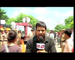 Reporting (avinashsingh1981) Tags: anna noida news tv movement media delhi avinash channel journalist singh bharti kumar reporting khabar