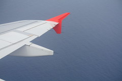 Airplane wing (mtiger88) Tags: trip travel holiday industry airplane geotagged travels mt technology urlaub hauptstadt wing malta leisure ausflug flugzeug industrie reise technologie valletta 2015 tragflche marsaskala mlt flge freitzeit mtiger88 mtiger geo:lat=3584314299 geo:lon=1461318970 xrobbilgain