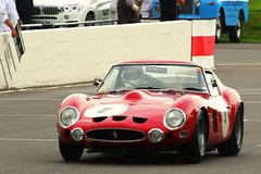 Ferrari 330 GTO (1963) (racingwinston) Tags: ferrari goodwoodrevival ferrari250gto ferrari330gto