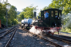 Steam Engine Franzburg (MR@tter) Tags: de geotagged deutschland zug steam nrw nordrheinwestfalen steamengine dampflok sauerland herscheid tamron1750 märkischerkreis märkischemuseumseisenbahn