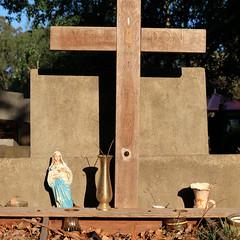 Uncle Don (_barb_) Tags: cemetery grave cross madonna australia melbourne emerald emeraldcemetery