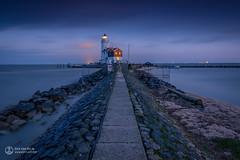 Lighthouse Marken (dickvduijn) Tags: lighthouse netherlands marken paard