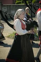 La Gaitera (Charlemagne OP) Tags: espaa festival fiesta asturias folklore bagpipes noriega ribadedeva