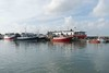 HOWTH FISHING FLEET [OCEAN HARVESTER II GALWAY]--109470