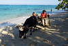 On Maguana beach (Gregor  Samsa) Tags: cuba travel exploration trip journey vacation december maguana beach maguanabeach sand child bufallo baracoa