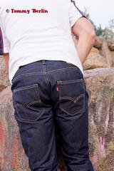 jeansbutt10968 (Tommy Berlin) Tags: men jeans butt ass ars levis