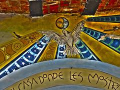 Religious painting @ Isla Alacranes, Chapala, Jalisco, Mexico (josebauelos) Tags: religious painting pintura religiosa jalisco chapala mexico