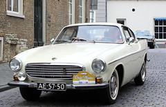 1969 Volvo 1800S (Dirk A.) Tags: sidecode1 importkenteken ae5750 1969 volvo 1800s