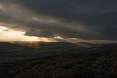 Sunburst over Hope Valley (Hobskins) Tags: dlsr outdoor nikon landscape