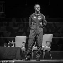 Tim Kopra ~ 4908 (@Wrightbesideyou) Tags: 07904610415 2016 20161019timpeaketimkopra wrightbesideyou astrotim astronaut d750 england europe london nasa nikon nikond750 royalalberthall timkopra simonpeterwrightbtinternetcom