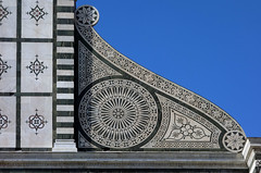 Alberti, Santa Maria Novella façade (profzucker) Tags: leonbattistaalberti santamarianovellafaçade 145870 florence renaissance italianrenaissance humanism earlyrenaissance santamarianovellafacade