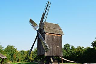 Bockwindmühle Schillingstedt