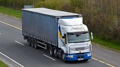IRL - Mahon Renault Premium (BonsaiTruck) Tags: mahon renault premium lkw lastwagen lastzug truck trucks lorry lorries camion