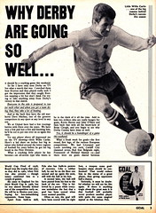 Goal Magazine - 04/10/1969 - Page 3 (The Sky Strikers) Tags: goal magazine the worlds greatest soccer weekly 1s 6d pele gallery world stars