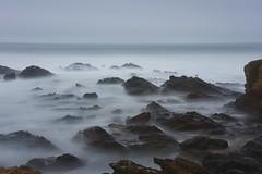 Solitude (clairehintze) Tags: fog pigeonpoint le nikond750 longexposure