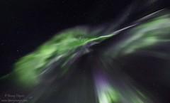 Aurora borealis (hongisen) Tags: visipix