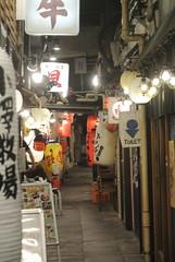 tokyo6040 (tanayan) Tags: urban town cityscape tokyo japan nikon j1 road street alley   yurakucho