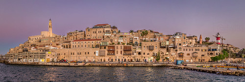 Old Jaffa Panorama