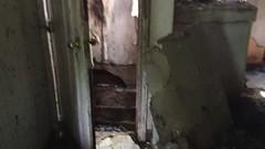 A Small Exploration Clip (Abandoned Illinois) Tags: abandoned room house illinois collapsed collapsing wall stone rand rd urban exploring exploration urbex urbexing