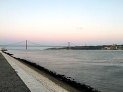 view from the Belem riverside (francesbean) Tags: lisboa lisbon portugal europe travel 2016 travel2016 belem iphone iphonephoto iphone6