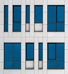 Blue shapes (jefvandenhoute) Tags: belgium belgi belgique brussels brussel bruxelles light lines shapes nikond800 photoshopcs6