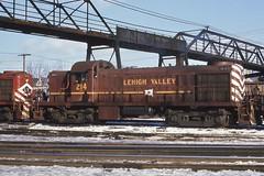 LV 214 (irail2010) Tags: lehighvalley lv sayre alco rs3 railway