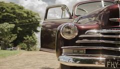 DSC_3478(1) (Vinicius Pertile) Tags: chevrolet 48 old car histrico history carro antigo casaro tatu bw pb preto e branco chevy good times