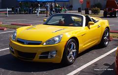 161029_02_GHD_SaturnSky (AgentADQ) Tags: car show gator harleydavidson leesburg florida auto automobile collector saturn sky sports