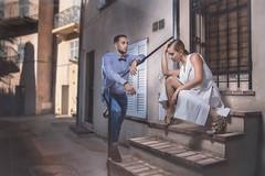 couple session (sudistenews) Tags: blonde brun cotedazur couple fashion femme homme mode paca photographecannes photographemandelieu portrait yeux yeuxclairs