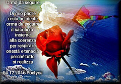 Orma da seguire (Poetyca) Tags: featured image sfumature poetiche