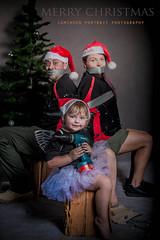 Merry Christmas 2016 (Luminous Portrait Photography) Tags: nikond600 strobist christmas santa