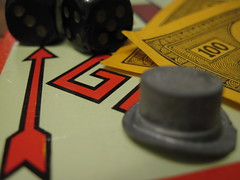Collect 200 as you pass (rd025) Tags: tophat dice 200 boardgame go monopoly macromonday arrows arrow monday macro