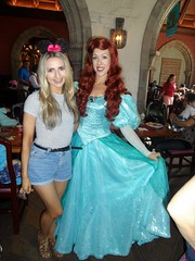 Florida 2016 (Elysia in Wonderland) Tags: disney world orlando florida elysia holiday 2016 akershus epcot royal banquet hall storybook princess breakfast little mermaid ariel becca