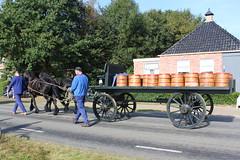 The Boldoot wagon (Davydutchy) Tags: flaeijelfeest flaeijel festival feest dorpsfeest nijhoarne nieuwehorne âldhoarne oudehorne fryslân friesland frisia frise nederland netherlands niederlande paysbas holland country life platteland boer farmer bauer fermier paysan agricultural community hynder horse paard pferd konj hest ĉevalo കുതിര caballo лошадь kůň horsedrawn paardenwagen bespannen wagen wagon cart kar fries friesian frisian húsketonnen boldoot strontkar beerwagen eaudecologne odeklonje