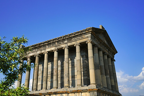Temple of Garni, I AD