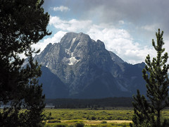 Mount Moran. Tetons (spotwolf5) Tags: tetonrange grandtetonnationalpark