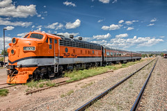Royal Gorge Train in Canon City, Colorado (Peter Ciro Photography) Tags: canoncity colorado mountians royak royalgorge train orange geocountry camera:model=canoneos7dmarkii camera:make=canon exif:isospeed=100 geo:lon=10523102833333 exif:lens=efs1585mmf3556isusm geostate geocity exif:aperture=16 geolocation exif:model=canoneos7dmarkii exif:focallength=19mm geo:lat=38443066666667 exif:make=canon