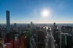 Rockefeller Center (RuggyBearLA) Tags: ny nyc manhattan rockefellercenter topoftherock