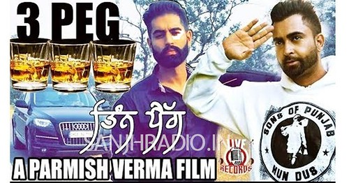 Download 3 Peg Song By Sharry Mann